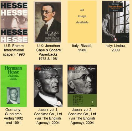Hesse Reprints and Translations